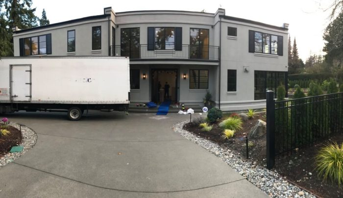 Residential Moving Bellevue